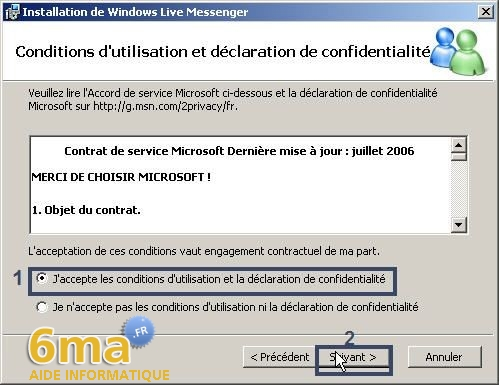 tutorial Windows Live Messenger pour debutants image02
