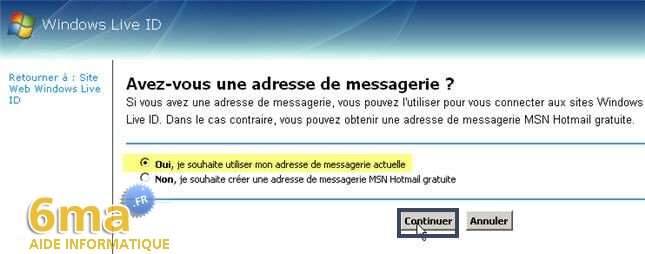 tutorial Windows Live Messenger pour debutants image07