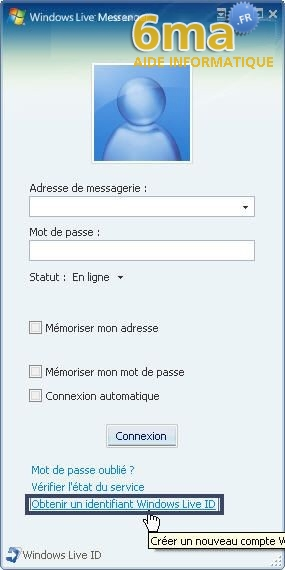 tutorial Windows Live Messenger pour debutants image09