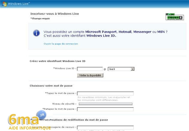 tutorial Windows Live Messenger pour debutants image11