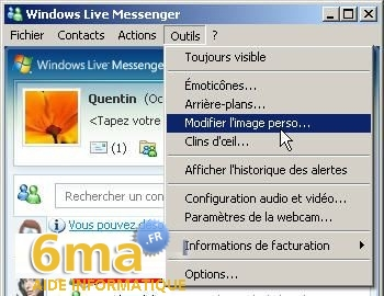 tutorial Windows Live Messenger pour debutants image38