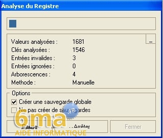 tutorial RegCleaner systeme image 12