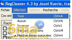 tutorial RegCleaner systeme image 15