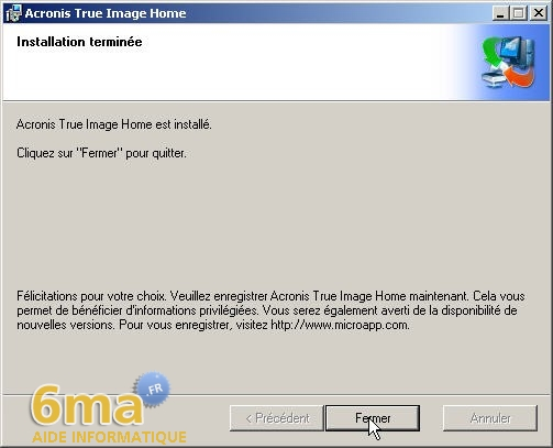 tutorial Acronis True Image image07