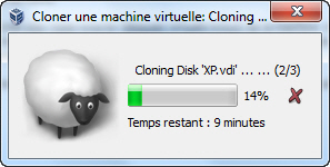 Comment cloner une machine virtuelle sur VirtualBox ? image 4