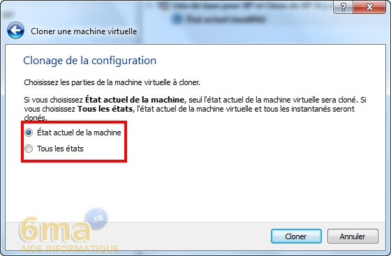 Comment cloner une machine virtuelle sur VirtualBox ? image 3