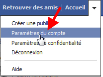 Comment fermer une session Facebook à distance ? image 0