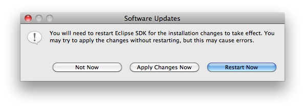 Installer le SDK Android sur Mac OSX image 9