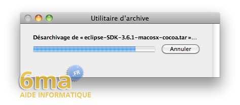 Installer le SDK Android sur Mac OSX image 0