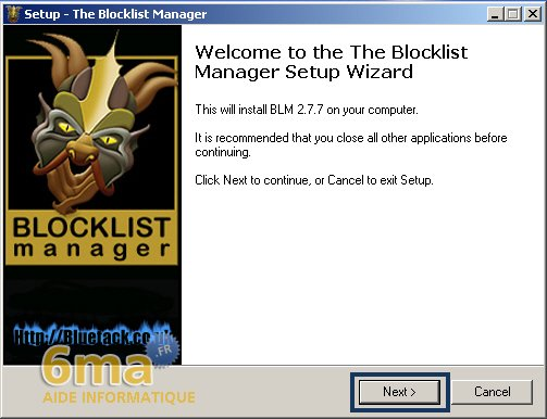BlockList Manager : Filtre Anti-IPs image 0