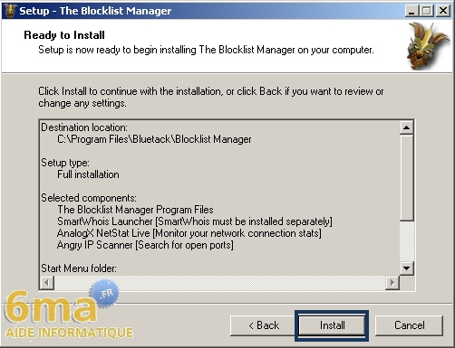 BlockList Manager : Filtre Anti-IPs image 4