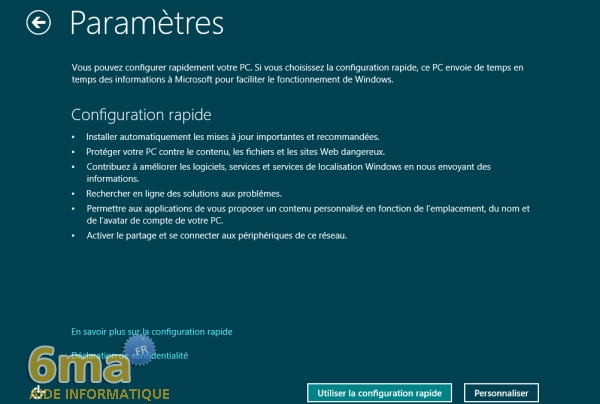 Comment installer Windows 8 Release Preview (beta) ? image 11