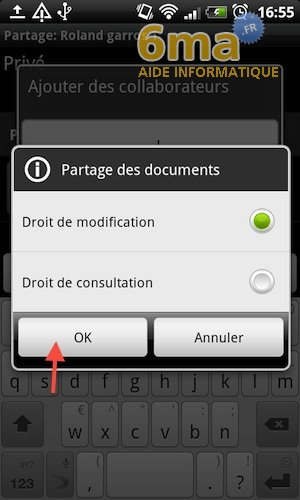Google Drive sur Android image 19
