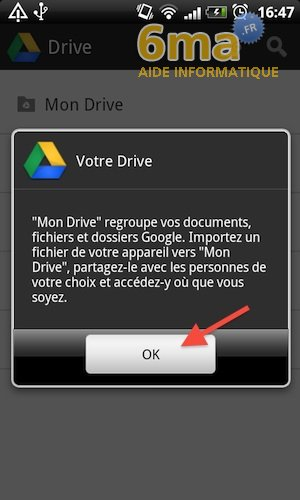 Google Drive sur Android image 7