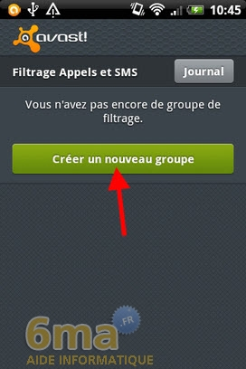 Protéger son mobile Android avec Avast Mobile Security image 10