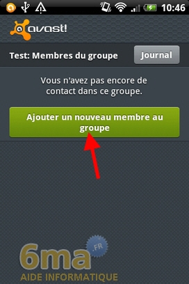 Protéger son mobile Android avec Avast Mobile Security image 12