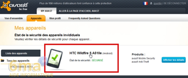 Protéger son mobile Android avec Avast Mobile Security image 24