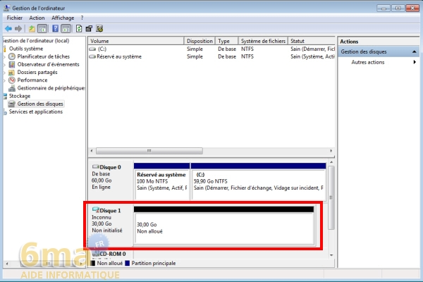 Comment installer Windows 8 sur un VHD en dual boot avec Windows 7 ? image 7