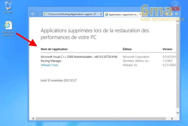 Comment actualiser et réinitialiser son PC sous Windows 8 ? image 6