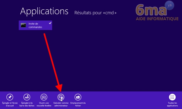 Comment actualiser et réinitialiser son PC sous Windows 8 ? image 8