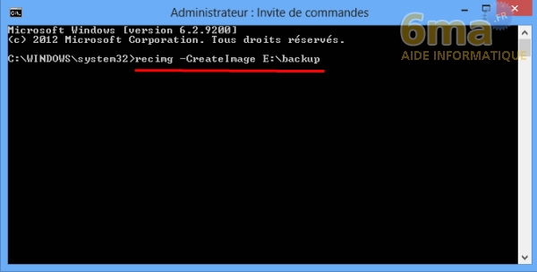 Comment actualiser et réinitialiser son PC sous Windows 8 ? image 9