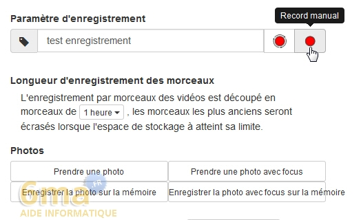 Comment transformer un téléphone Android en Webcam IP ? image 10
