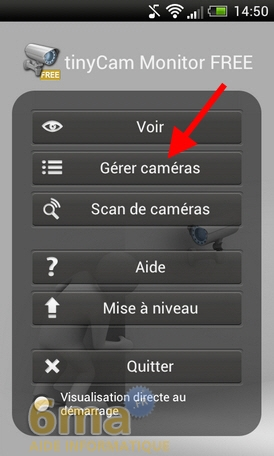 Comment transformer un téléphone Android en Webcam IP ? image 19
