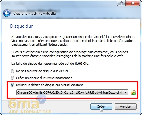 Installer et tester Chrome OS sur son ordinateur  image 4