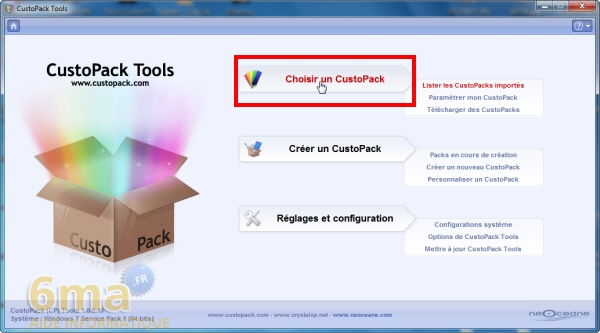 Comment installer facilement un thème Mac OS X Lion sur Windows 7 ? image 3