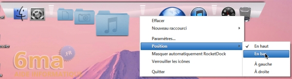 Comment installer facilement un thème Mac OS X Lion sur Windows 7 ? image 15
