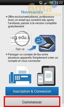 CamScanner : Comment scanner un document avec son Android ? image 0