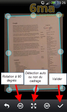 CamScanner : Comment scanner un document avec son Android ? image 4