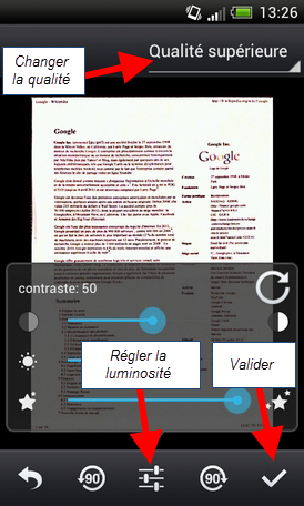 CamScanner : Comment scanner un document avec son Android ? image 6