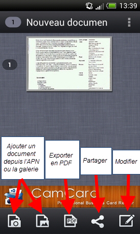 CamScanner : Comment scanner un document avec son Android ? image 7