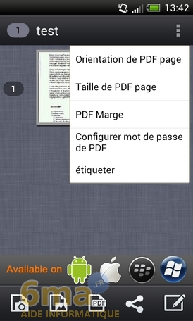 CamScanner : Comment scanner un document avec son Android ? image 8