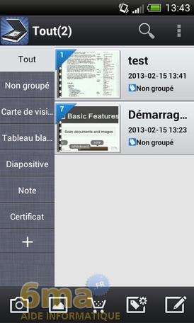 CamScanner : Comment scanner un document avec son Android ? image 10