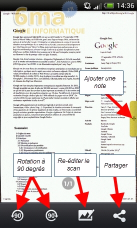 CamScanner : Comment scanner un document avec son Android ? image 9