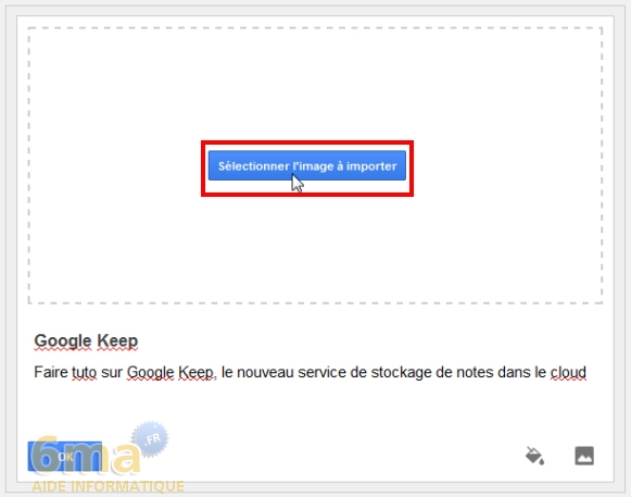 Comment prendre des notes avec Google Keep ? image 4