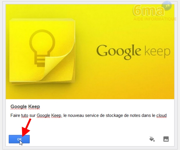 Comment prendre des notes avec Google Keep ? image 5