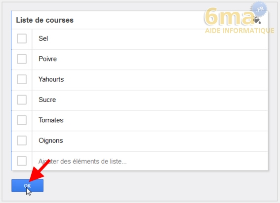Comment prendre des notes avec Google Keep ? image 9