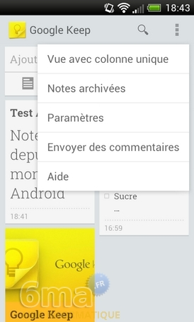 Comment prendre des notes avec Google Keep ? image 25