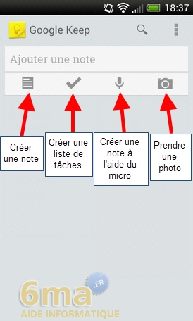 Comment prendre des notes avec Google Keep ? image 19