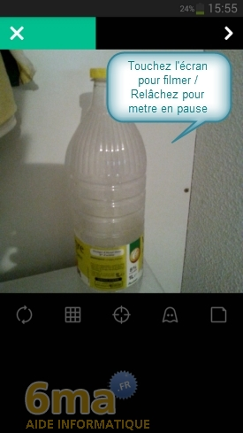 Comment utiliser l'application Vine ? image 6