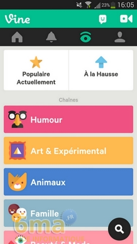 Comment utiliser l'application Vine ? image 13