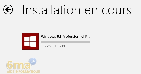 Comment installer Windows 8.1 Preview ? image 7