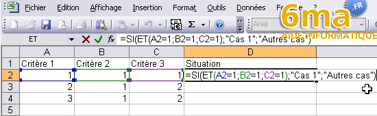tuto excel fonctions image 2