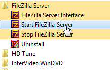 Creer un serveur FTP avec Filezilla Server image 6