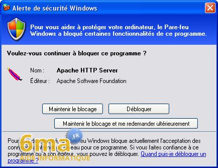 tutoriel WAMP server image 10