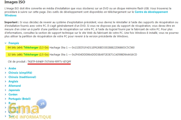 Comment installer Windows 8 Release Preview (beta) ? image 0