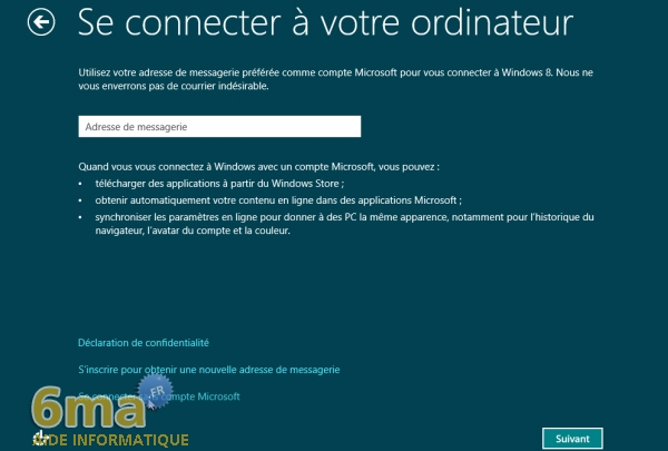 Comment installer Windows 8 Release Preview (beta) ? image 12